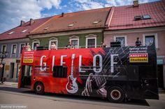 Koncert zespołu GIFLOF na pszczyńskim rynku - 19.06.2016