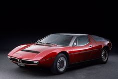 Maserati Bora. Vote for the #Maserati100 car