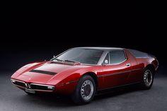 Maserati Bora. Vote for the #Maserati100 car