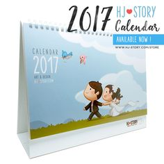 The first official HJ-Story 2017 Calendar is finally out, better late than never! If the 2017 calendar receives a good response, I'll make sure to prepare the 2018 edition extra early! :) Be sure to check it out at our website (www.hj-story.com/shop) #hjstory #calendar