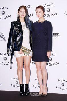 Yeeun and Hyelim