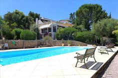 Villa in a dominant position on top of a hill #St_Maxime  This villa is ideally located near the city and beaches.  Built on a beautiful lot overlooking the sea and surrounding hills. http://aiximmo.ch/?p=215824  #frenchriviera #cotedazur #mallorca #marbella #sainttropez #sttropez #nice #cannes #antibes #montecarlo #estate #luxe #provence #immobilier #luxury #france #spain #monaco #miami #realestates #immobilier #immobilien
