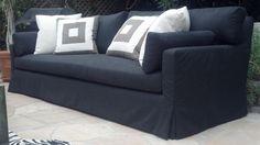 Outdoor Slipcover Sofa