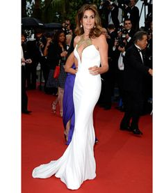 Cindy Crawford Cannes 2013