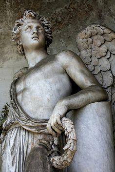 Angel, Rome, Piazza del Popolo