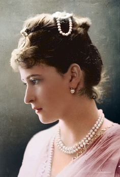 Elizabeth, Grand Duchess of Russia. Considered by many historians and contemporaries one of the most beautiful women of her time, in her youth Ella had declined the proposal of her first cousin, the future Wilhelm II of Germany, but in 1884 she married one of her Russian relations, Grand Duke Sergei (Serge) Alexandrovich.