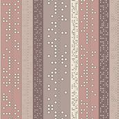 Beautiful custom fabric designs at www.spoonflower.com. This one is based on Pink Punch Tape as part of their obsolete technology series. Very cool.
