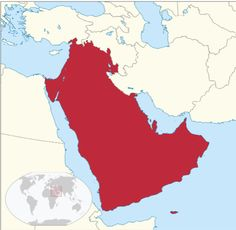 Map of the fictional United Arab Kingdoms. (If UK and France decided to grant the Arabs a Kingdom in Asia)