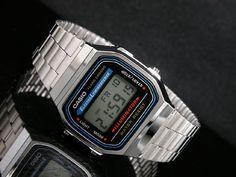 Casio retro horloges uit de collectio Casio Collection