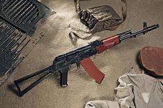 AK-74 Wallpaper, Military / Weapons: AK-74, Kalashnikov, AK-47 ...