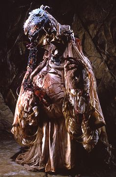 skekTek, Skeksis scientist.  Full body shot.