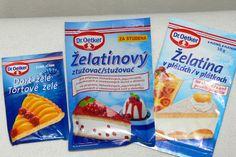 Želatina, želé, ztužovač Snack Recipes, Snacks, Frosted Flakes, Pop Tarts, Cereal, Chips, Breakfast, Food, Snack Mix Recipes
