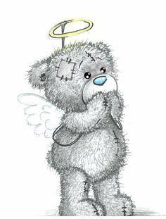 Tatty teddy teddy bear tattoos, petite ourse, my teddy bear, oso teddy, Teddy Images, Teddy Bear Pictures, Cute Images, Cute Pictures, Tatty Teddy, My Teddy Bear, Cute Teddy Bears, Teddy Bear Tattoos, Bear Drawing