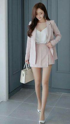 Korean Fashion Dress, Ulzzang Fashion, Kpop Fashion Outfits, Korean Outfits, Girly Outfits, Cute Casual Outfits, Asian Fashion, Pretty Outfits, Stylish Outfits