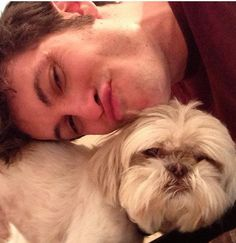 Toby Turner and Gryphon ♥ I think I love gryphon more sorry toby