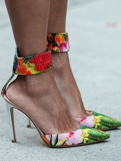 Floral Pumps To Brighten Your Day – Fashion Style Magazine - Page 3