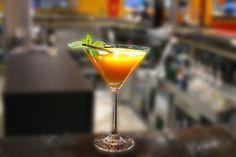 Indico Cocktails : Mango Martini