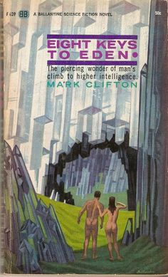 Ralph Brillhart's cover for the 1962 edition