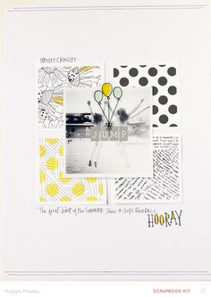 hooray! - Fairground Main Kit Only by maggie_massey at @studio_calico