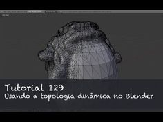 Blender- Tutorial Alan Brito