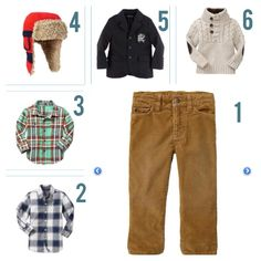 Fall 2013 toddler clothes for boys