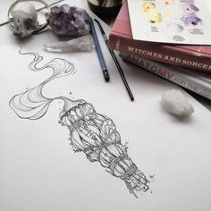 drawing of smudge stick Diy Tattoo, Stick Tattoo, Tattoo Ideas, Wall Tattoo, Tattoo Ink, Future Tattoos, New Tattoos, Body Art Tattoos, Sleeve Tattoos