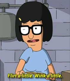 'Bob's Burgers': The Uniquely Lovable Tina Belcher Tina Belcher Quotes, Bobs Burgers Quotes, Important Life Lessons, Comic, Bob S, Damsel In Distress, American Dad, My Spirit Animal, What Is Life About