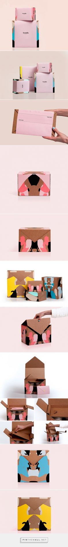 Scintilla Home Accessories Packaging by Milja Korpela | Fivestar Branding Agency – Design and Branding Agency & Curated Inspiration Gallery