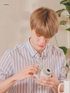 Teen And Dad, Jeno Nct, Jaehyun Nct, Boyfriend Material, Nct Dream, Nct 127, Boy Groups, Dads, Big Jam