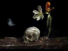 Photographie Contemporaine   Alexander_James   Vanités   Tirage d'art en série limitée sur L'oeil ouvert