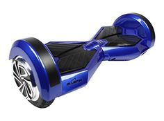 Bluefin Kids' Cobra Self Balancing Scooter, Blue, 8-Inch