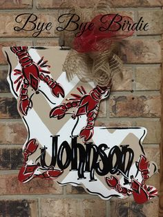 It's crawfish time by Louisianabluebird on Etsy