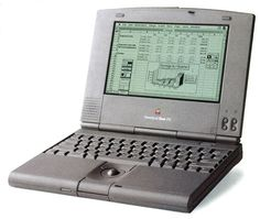 PowerBook Duo 250  1993