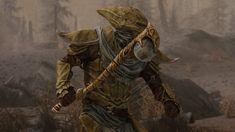 ArtStation - Beyond Skyrim - Bonemold Weapons, Mia Cain Elder Scrolls Morrowind, Bethesda Games, Skyrim, Great Britain, Game Art, Weapons, Concept Art, Artwork, Fictional Characters