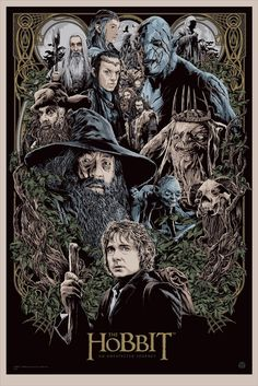 """The Hobbit: An Unexpected Journey"" by Ken Taylor."