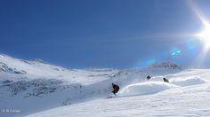 #les2Alpes #station #freeride dans la #poudreuse Week End Ski, Voyage Ski, Ski Freeride, Best Skis, Spots, Skiing, Mountains, World, Nature