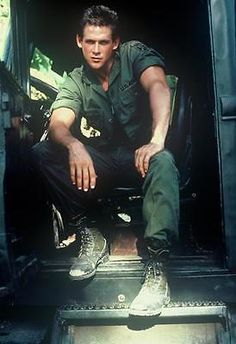 Michael Dudikoff Handsome   8X10 Photo 9
