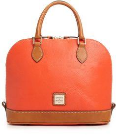 Dooney & Bourke.  Love my new fall bag!