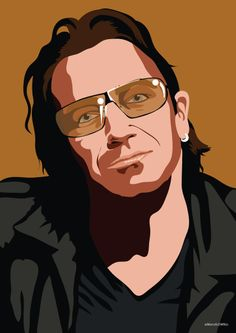 Bono Vox by @MarceloDMnzs