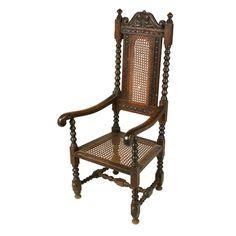 charles II chair - Google Search