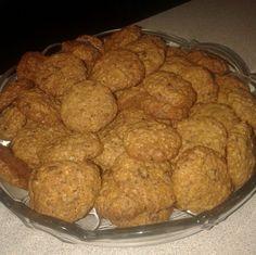 najlepsze na świecie owsiane ciasteczka