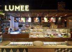 Lumee Branding and Restaurant Design - I-AM London