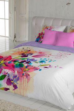 Home Discount Designer Brands - Up to off - BrandAlley Duvet Cover Sets, King Duvet Cover Sets, Home Bedroom, Bedroom Interior, Comforter Sets, Designer Bed Sheets, Luxury Bedding, Bedroom Decor, Patterned Bedding