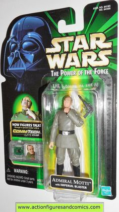 Kenner/Hasbro toys action figures for sale to buy STAR WARS: power of the force…