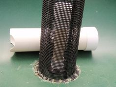 Aquaponics Media Gaurd For Auto Siphon Used to keep media from blocking auto siphon http://www.greenlifeaquaponics.com