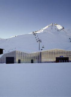 Architekturführer Schweiz: Carmenna Sesselbahn ©BEARTH & DEPLAZES ARCHITEKTEN