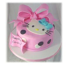Hello Kitty Birthday Cake Picture