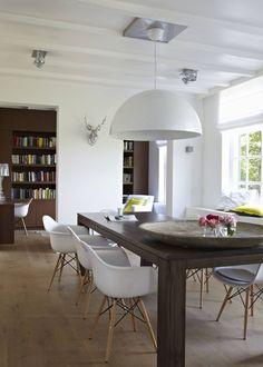 Photos de Salle à manger de style Rural par reitsema & partners architecten bna