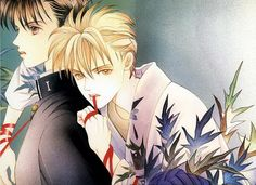Manga Illustrations by Shimizu Reiko