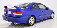 There are barely any clean, low-mileage Civic Sis left. This one will be worth a ton of money.